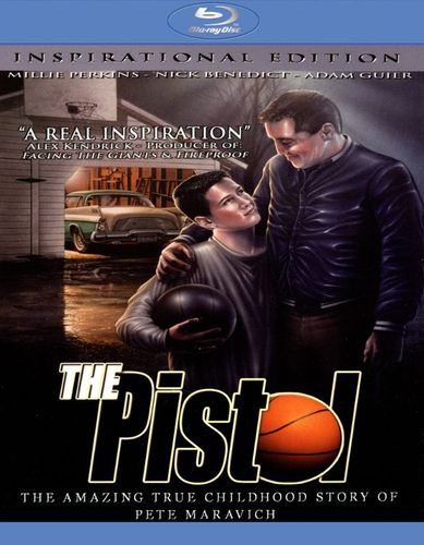 The Pistol: The Birth of a Legend [Blu-ray] [1990] 22155524