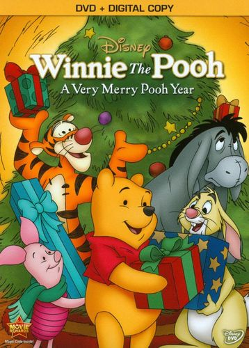Winnie the Pooh: A Very Merry Pooh Year [Includes Digital Copy] [DVD] 2217132