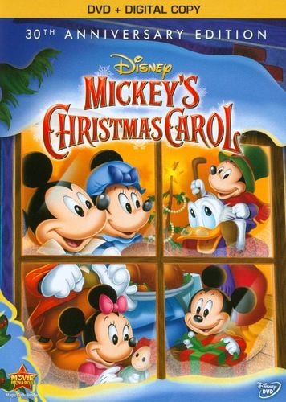 Mickey's Christmas Carol [30th Anniversary Edition] [DVD] [1983] 2217141