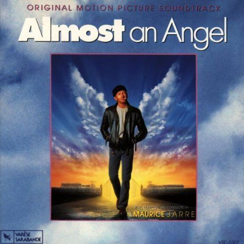 Almost an Angel [CD] 22261827