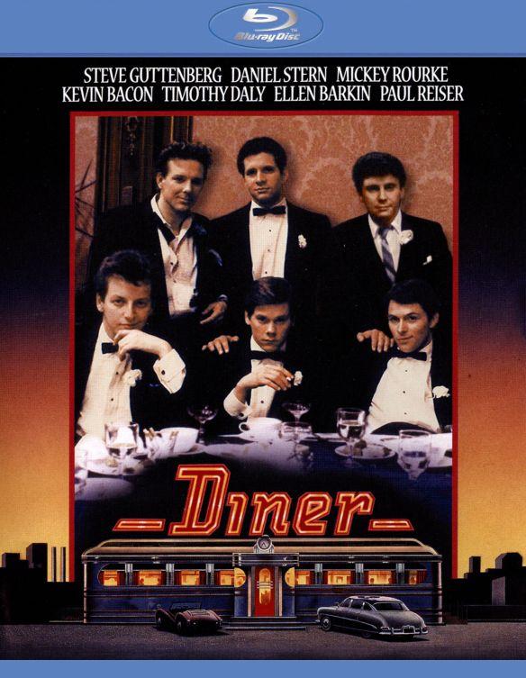 Diner [Blu-ray] [1982] 2240181