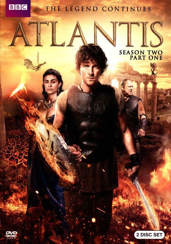 Atlantis: Season Two, Part One [2 Discs] [DVD] 2240214