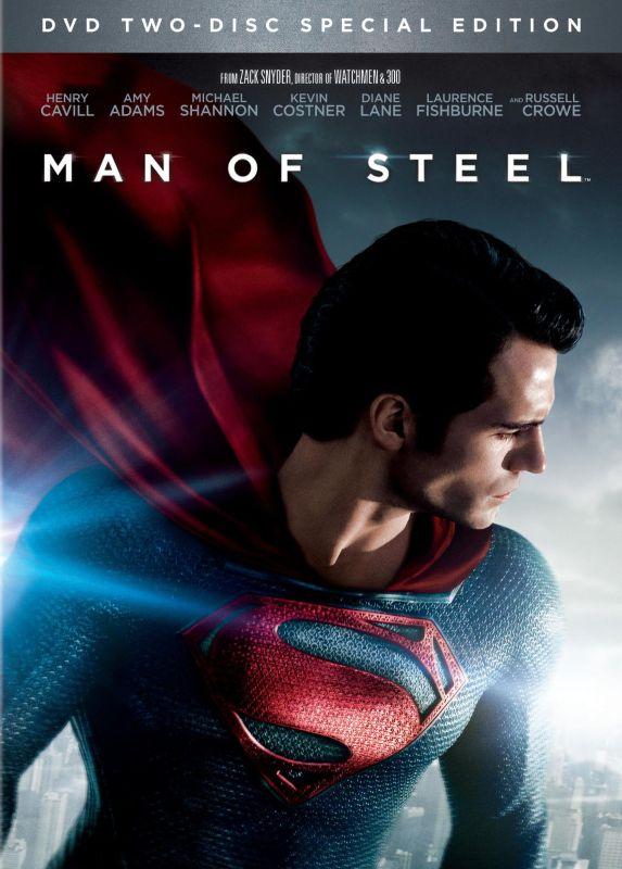 Man of Steel [Special Edition] [2 Discs] [Includes Digital Copy] [UltraViolet] [DVD] [2013] 2241057