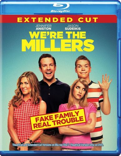 We're the Millers [Blu-ray] [2013] 2241066