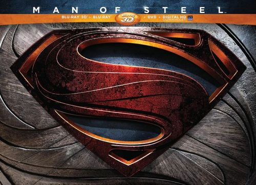 Man of Steel [Collector's Edition] [4 Discs] [Includes Digital Copy] [3D] [Blu-ray/DVD] [Blu-ray/Blu-ray 3D/DVD] [2013] 2241075