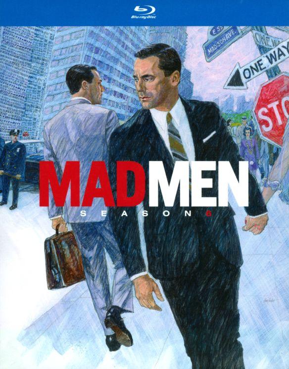 Mad Men: Season 6 [3 Discs] [Blu-ray] 2243019
