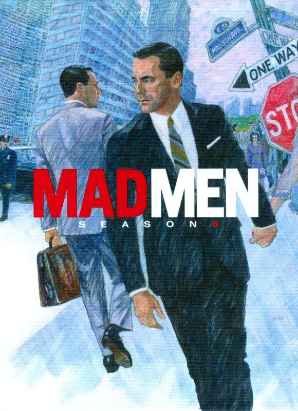 Mad Men: Season 6 [4 Discs] [DVD] 2243028