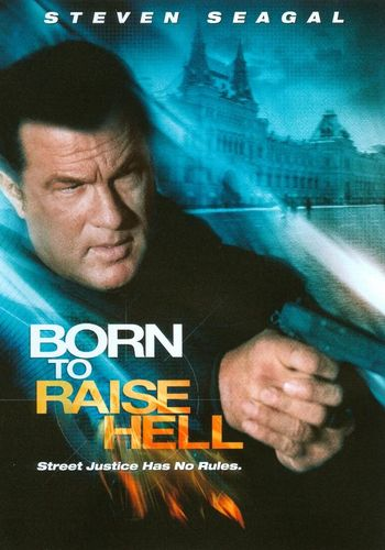 Born to Raise Hell [DVD] [2010] 2244041