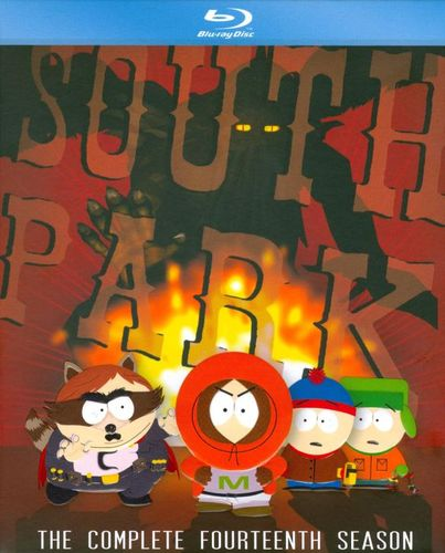 South Park: The Complete Fourteenth Season [2 Discs] [Blu-ray] 2244078