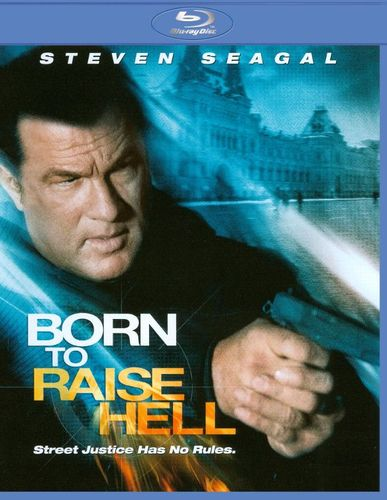 Born to Raise Hell [Blu-ray] [2010] 2244096
