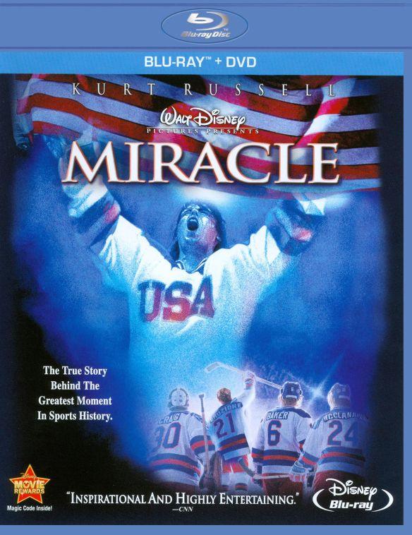 Miracle [Blu-Ray/DVD] [Blu-ray/DVD] [2004] 2244193