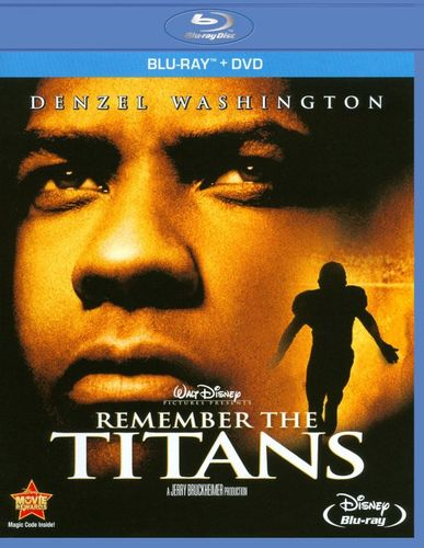 Remember the Titans [Blu-Ray/DVD] [Blu-ray/DVD] [2000] 2244218