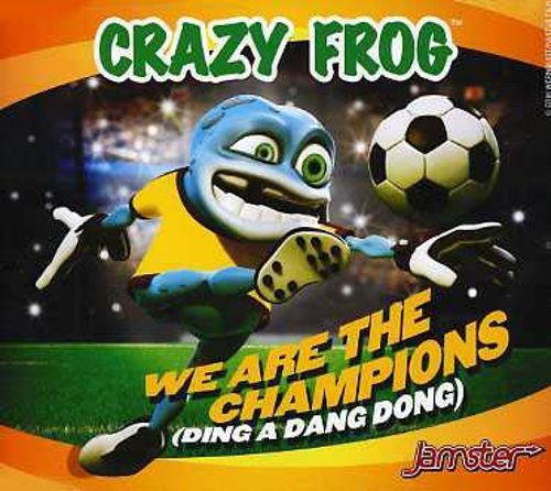 We Are the Champions (Ding a Dang Dong) [4 Tracks] [CD] 22554858