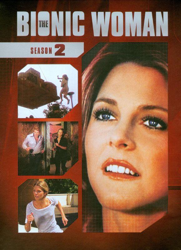 The Bionic Woman: Season 2 [5 Discs] [DVD] 2256452