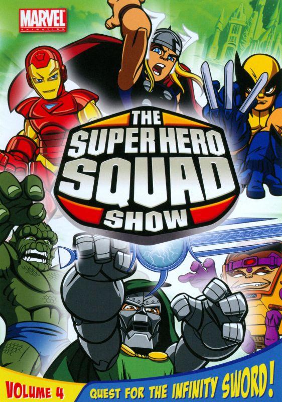 The Super Hero Squad Show, Vol. 4 [DVD] 2257521