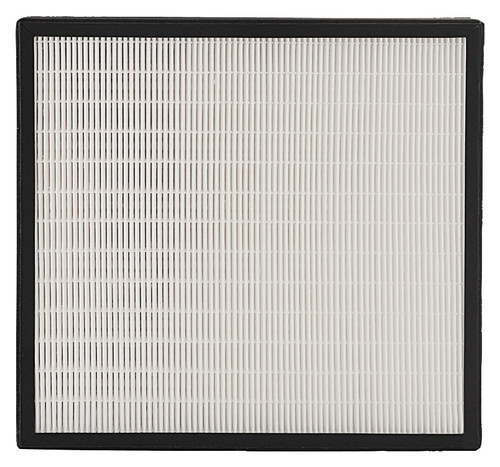 Alen - HEPA-Silver Filter for Alen BreatheSmart Air Purifiers - Black 2266101