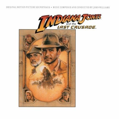 Indiana Jones and the Last Crusade [Bonus Tracks] [CD] 22706209
