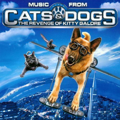 Music from Cats & Dogs: The Revenge of Kitty Galore [CD] 22710673