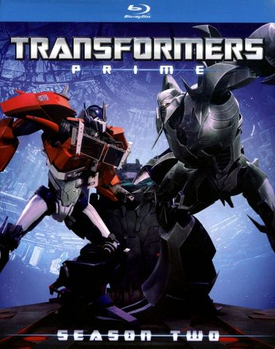 Transformers Prime: Season Two [4 Discs] [Blu-ray] 22780669