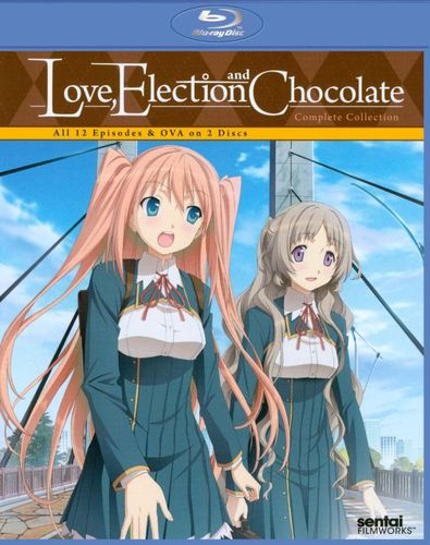Love, Elections & Chocolate [2 Discs] [Blu-ray] 22793702