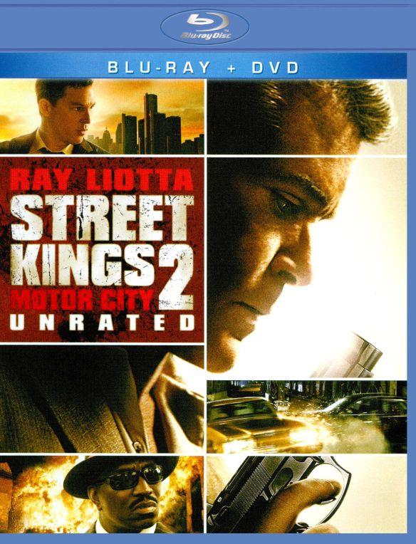 Street Kings 2: Motor City [Unrated] [Blu-ray/DVD] [2011] 2288032