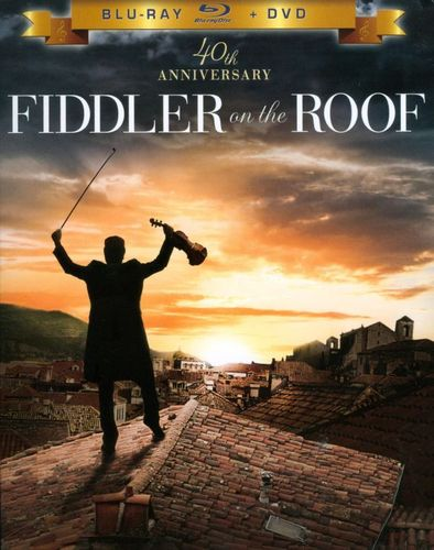 Image of Fiddler on the Roof [2 Discs] [Blu-ray/DVD] [1971]