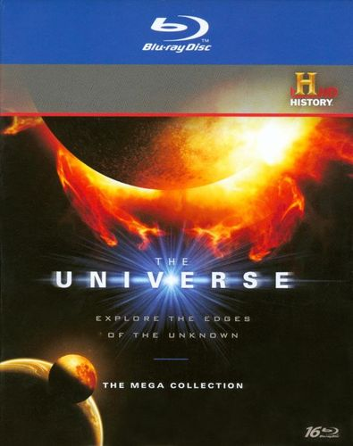 The Universe: The Mega Collection [16 Discs] [Blu-ray] 2292578