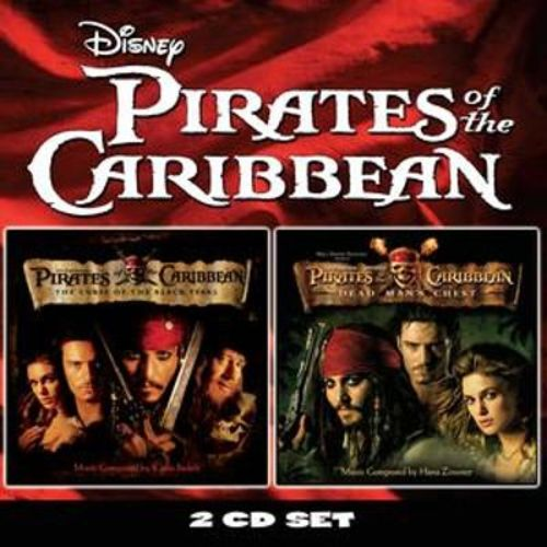 Pirates Of The Caribbean: The Curse Of The Black Pearl/Dead Man's Chest [CD] 22932271
