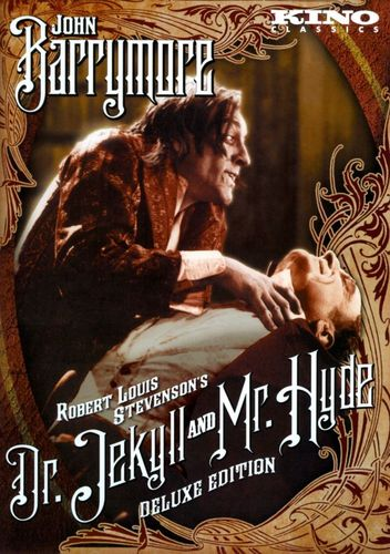 Dr. Jekyll and Mr. Hyde [DVD] [1920] 22965419