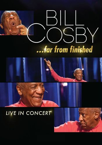 Bill Cosby: Far from Finished [DVD] [2013] 2301026