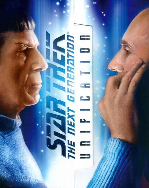 Star Trek: The Next Generation - Unification [Blu-ray] 2301113