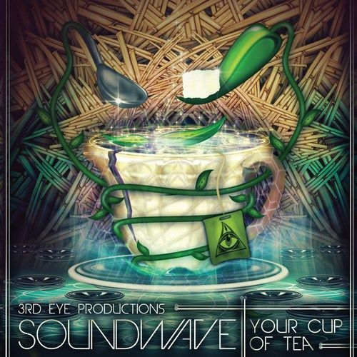 Your Cup of Tea [CD] 23011389