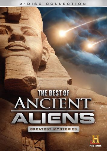 The Best of Ancient Aliens: Greatest Mysteries [2 Discs] [DVD] 23026335