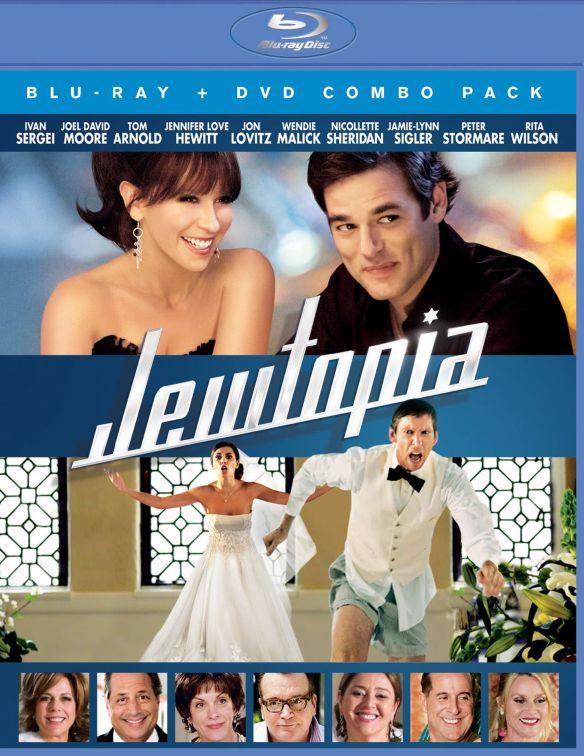 Jewtopia [2 Discs] [Blu-ray/DVD] [2012] 23039497