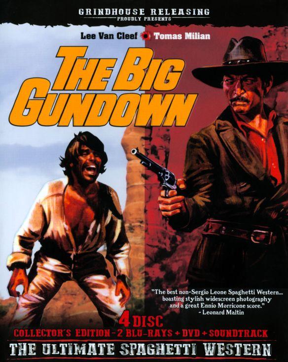 The Big Gundown [4 Discs] [Blu-ray/DVD/CD] [Blu-ray/DVD] [1966] 23040387