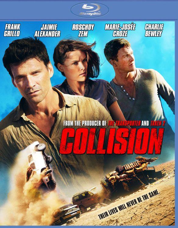 Collision [Includes Digital Copy] [UltraViolet] [Blu-ray] [2013] 23042358