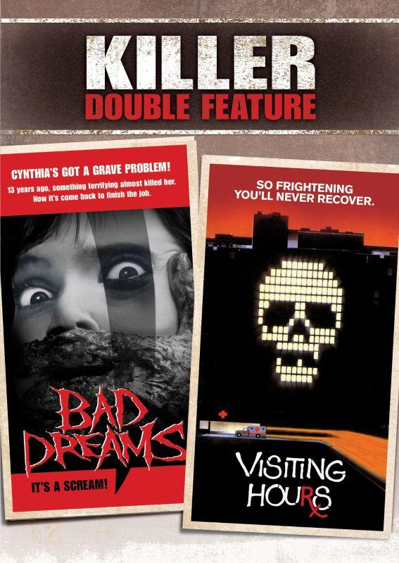 Bad Dreams/Visiting Hours [Blu-ray] 23042716