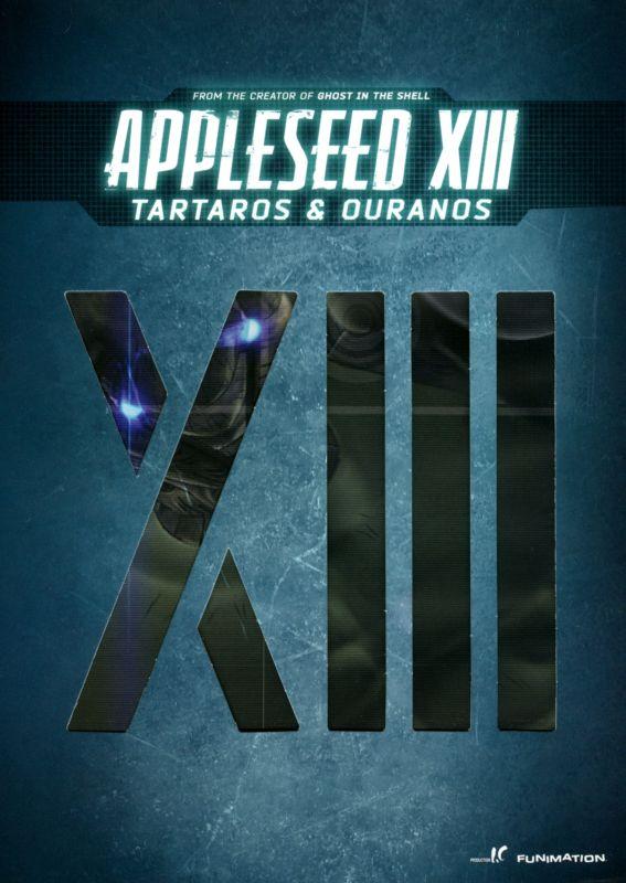 Appleseed XIII: Tartaros & Ouranos [2 Discs] [DVD] 23048565