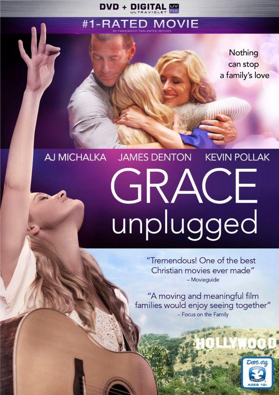 Grace Unplugged [Includes Digital Copy] [UltraViolet] [DVD] [2013] 23050299