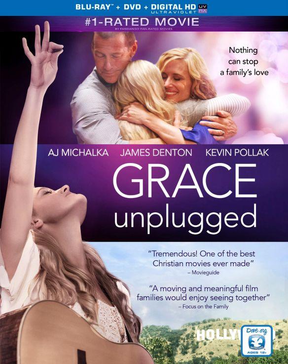 Grace Unplugged [2 Discs] [Includes Digital Copy] [UltraViolet] [Blu-ray/DVD] [2013] 23050303