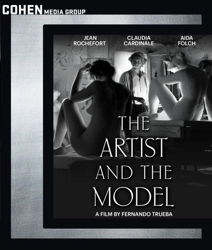 The Artist and the Model [Blu-ray] [2012] 23060088