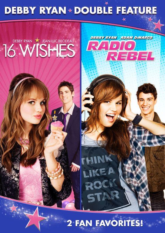 16 Wishes/Radio Rebel [DVD]