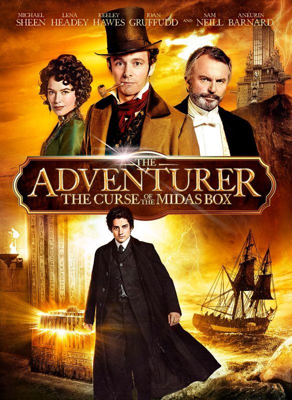 The Adventurer: The Curse of the Midas Box [DVD] [2013] 23064213
