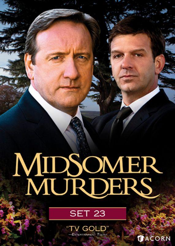 Midsomer Murders: Set 23 [3 Discs] [DVD] 23064676