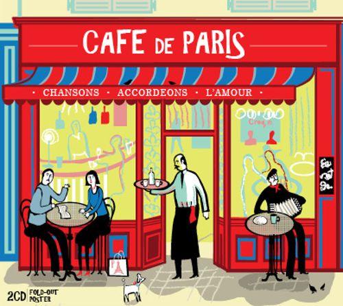 Café de Paris [Metro Select] [CD] 23316048