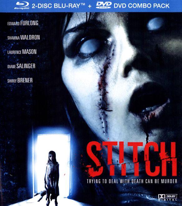Stitch [2 Discs] [Blu-ray/DVD] [2014] 23340979