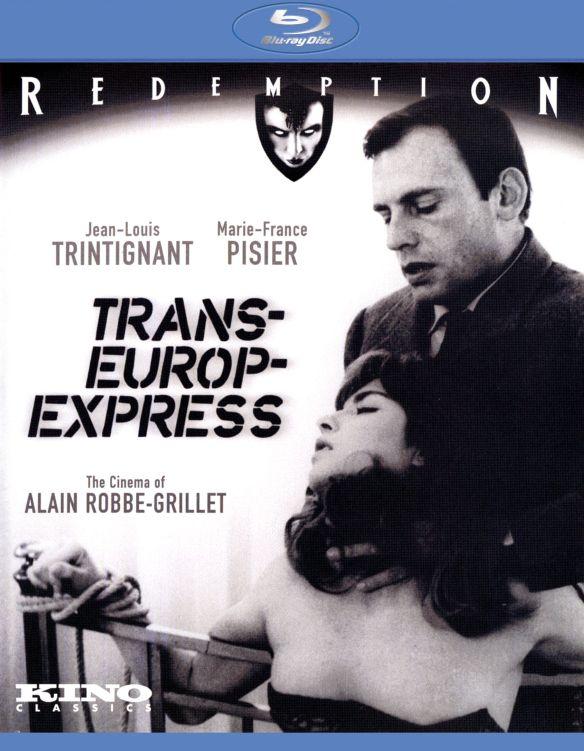Trans-Europ-Express [Blu-ray] [1968] 23362344