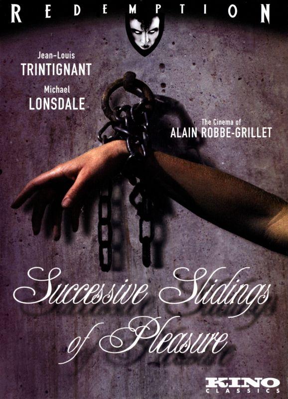 Successive Slidings of Pleasure [DVD] [1973] 23362353