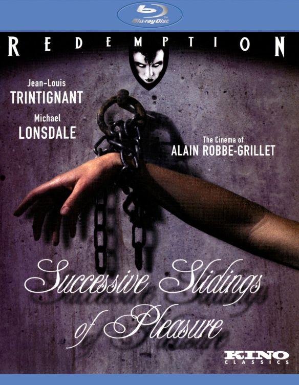 Successive Slidings of Pleasure [Blu-ray] [1973] 23362362