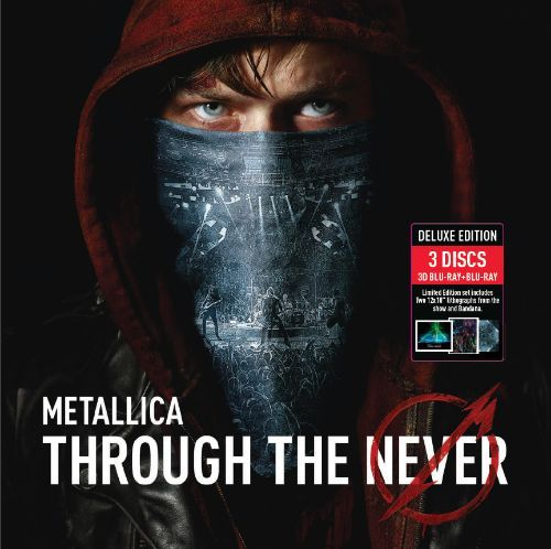 Through the Never [Limited Edition] [Blu-Ray Disc] 23363179